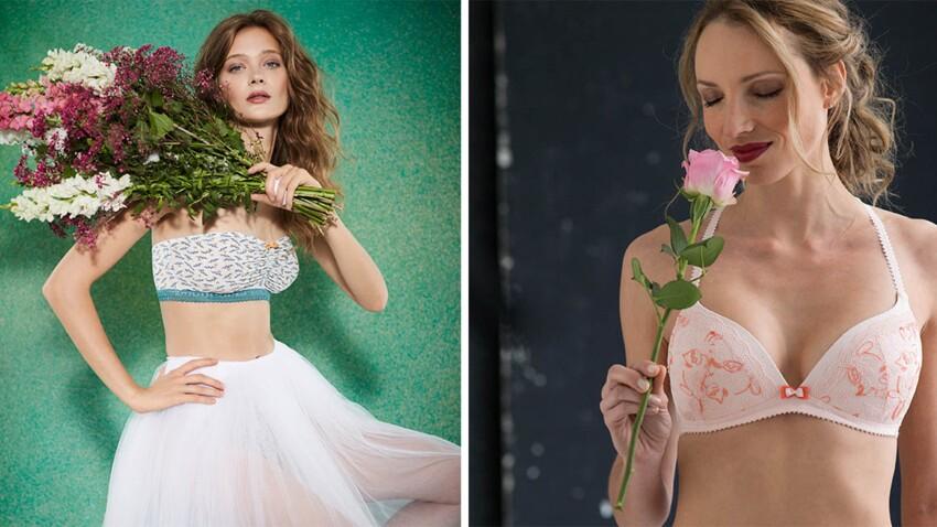 Soutien-gorge : top 20 des plus beaux modèles chic et légers pour l'été !