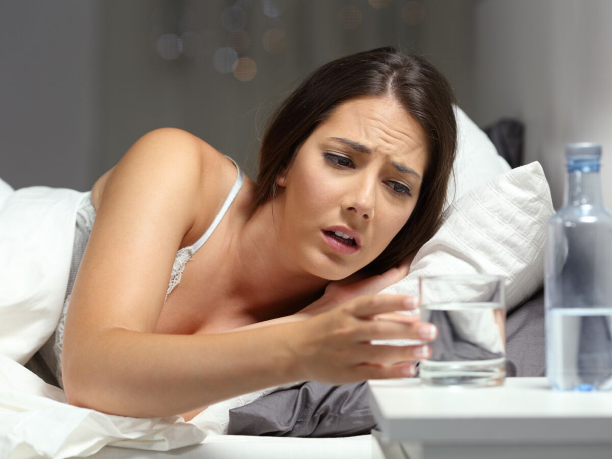 symptome transpiration la nuit