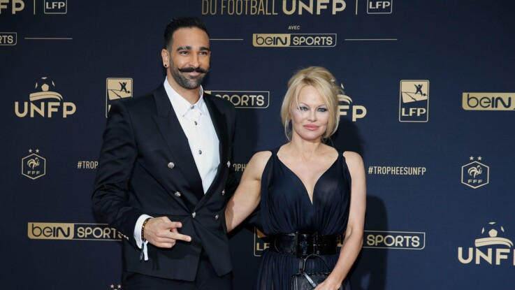 Pamela Anderson séparée d'Adil Rami : un ancien candidat de DALS balance sur leurs disputes en coulisse