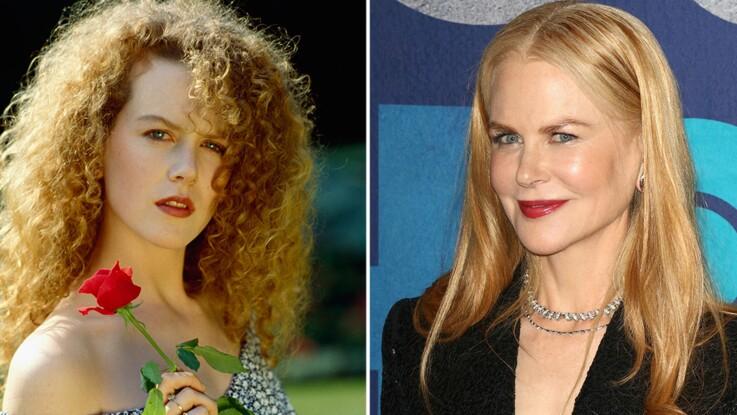 Nicole Kidman : son évolution physique en images