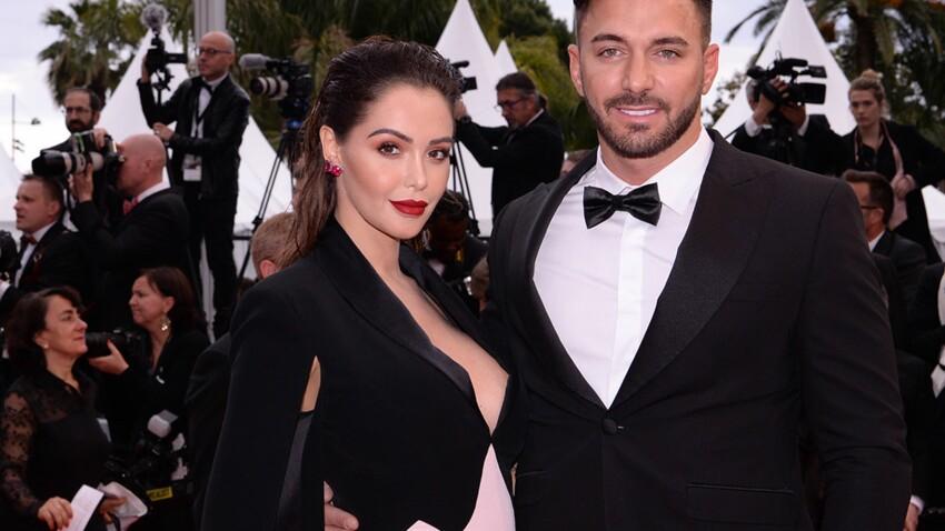 Photo – Nabilla dévoile ses 15 kilos d'amour en soutien-gorge et caleçon Gucci