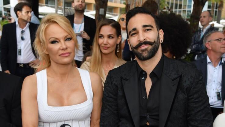 """""""Menacer de briser mes jambes"""" : Pamela Anderson accuse encore Adil Rami de violence et dévoile son numéro"""