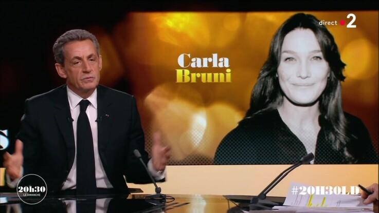 """VIDEO - """"""""Je ne voulais pas de photo volée"""" Quand Nicolas Sarkozy tâcle François Hollande sur le plateau de France 2"""