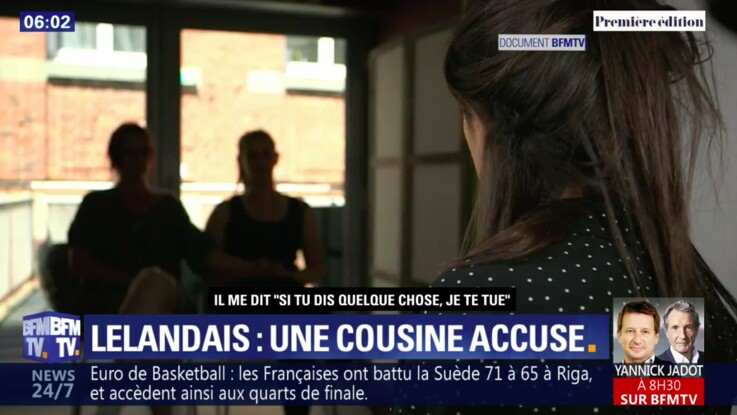 Nordahl Lelandais : sa cousine raconte l'agression sexuelle qu'elle a subi le jour de l'enterrement de son père
