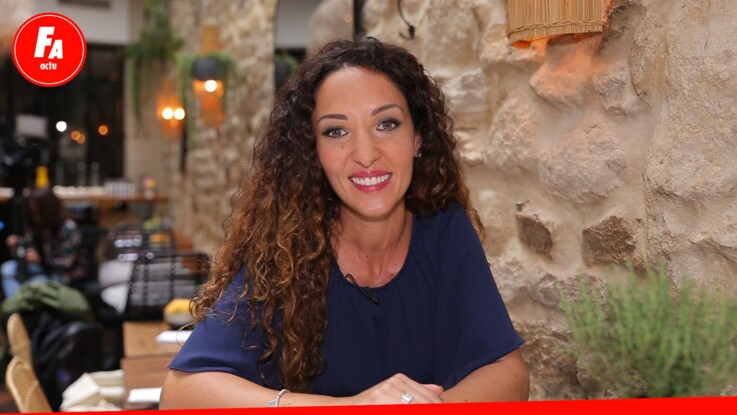 Emmanuelle Rivassoux, folle amoureuse de Gilles, son compagnon depuis 20 ans