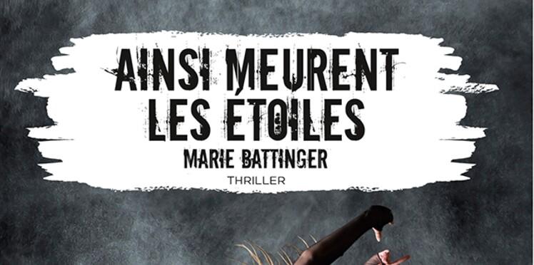 """Marie Battinger: Coup de coeur des lectrices du Prix du roman Femme Actuelle 2019 pour """"Ainsi meurent les étoiles"""""""