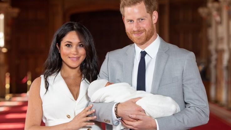 Meghan et Harry : le baptême intime d'Archie crée la polémique