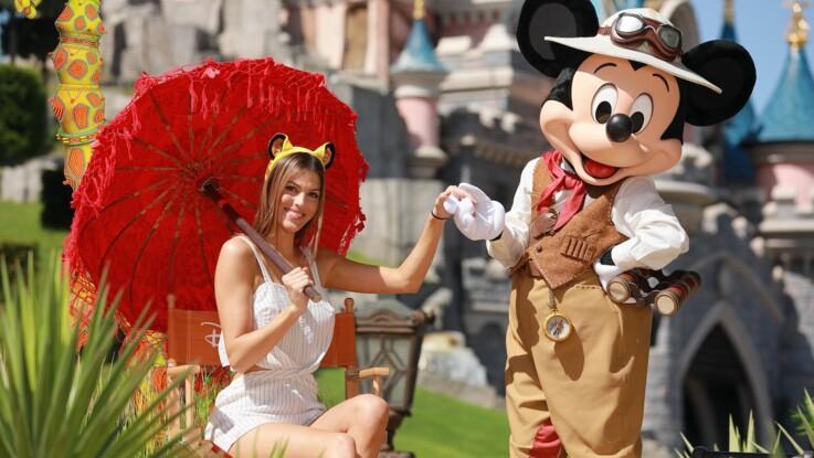 PHOTOS - Iris Mittenaere, Katie Holmes… Les stars à Disneyland Paris pour inaugurer le festival du Roi Lion et de la Jungle