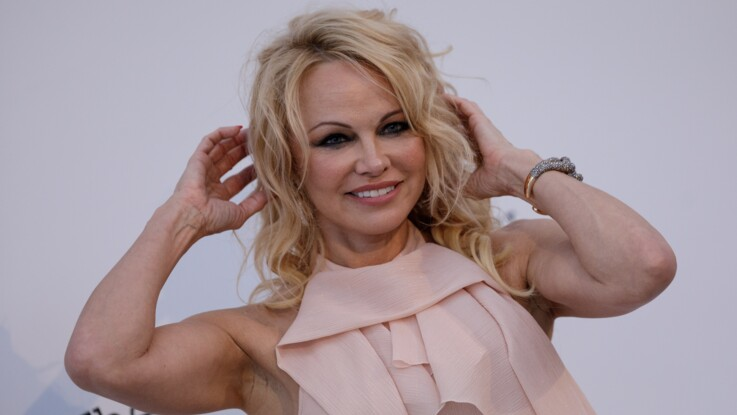 Pamela Anderson souffle ses 52 bougies avec son ex-mari, Rick Salomon