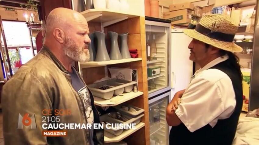 """Patrick (Cauchemar en cuisine) : """"Ma femme a mis trois semaines à s'en remettre"""""""