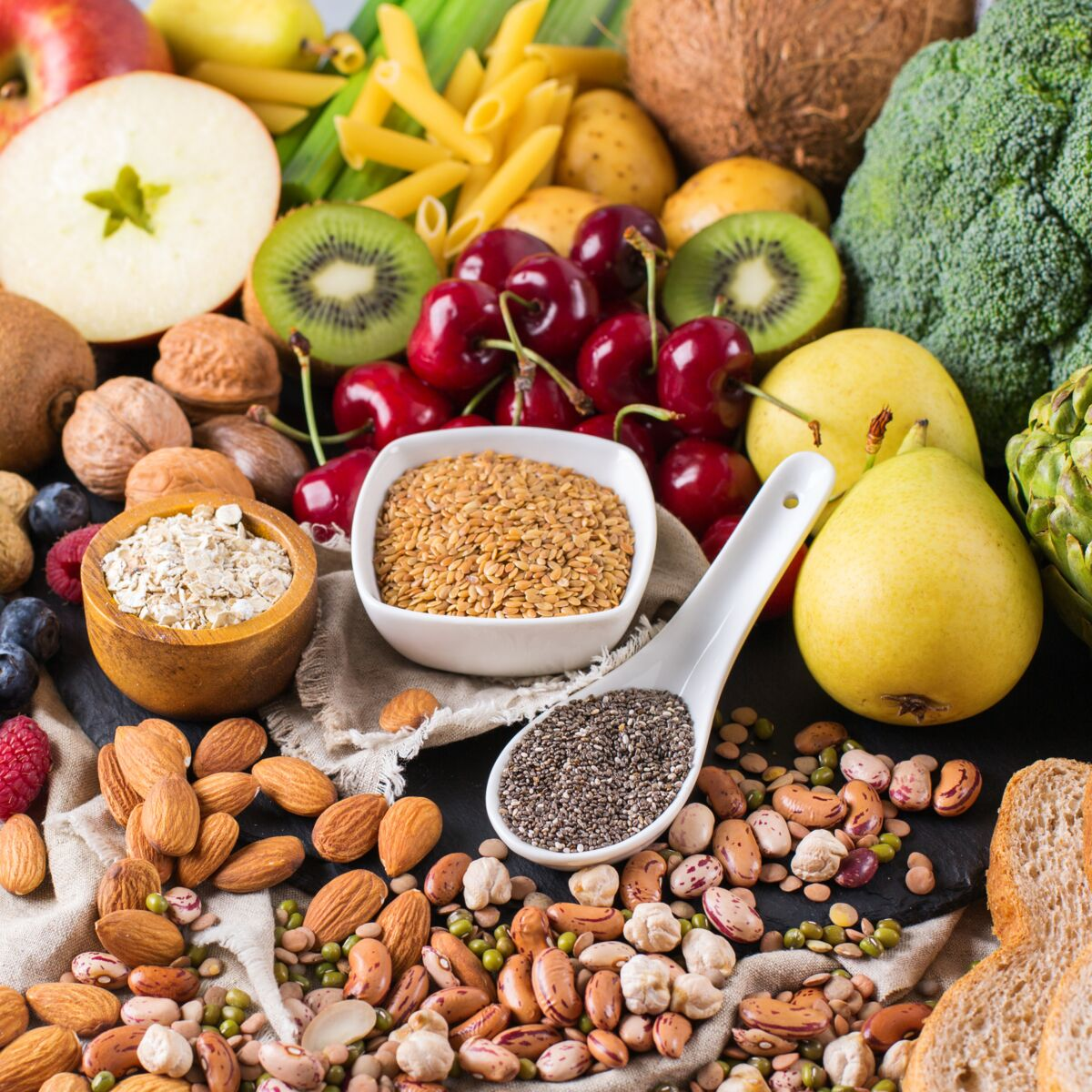 20 aliments riches en fibres solubles : Femme Actuelle Le MAG