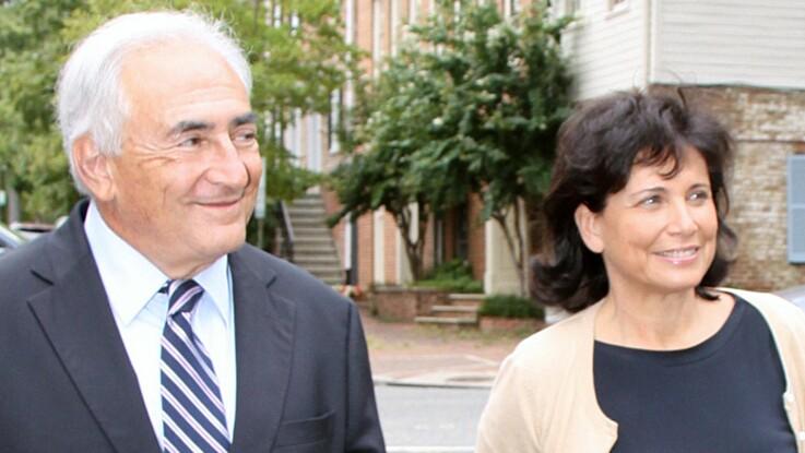 Anne Sinclair revoit-elle Dominique Strauss-Kahn ? Ses rares confidences à la télé
