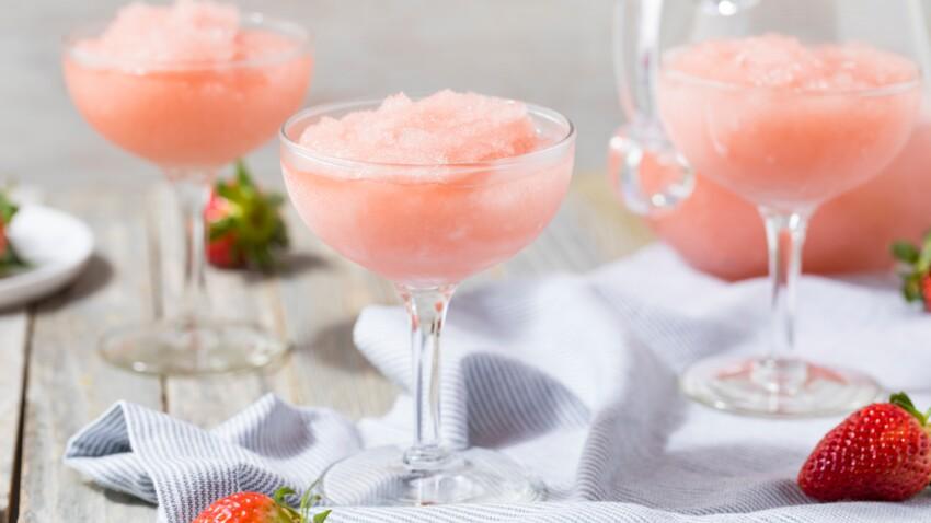 Trois façons originales de déguster le rosé