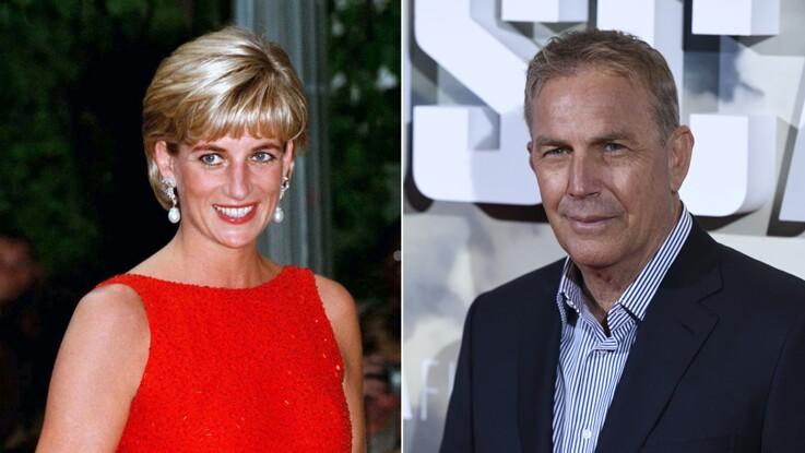 """Lady Diana aurait pu jouer dans la suite de """"Bodyguard"""", les révélations de Kevin Costner"""