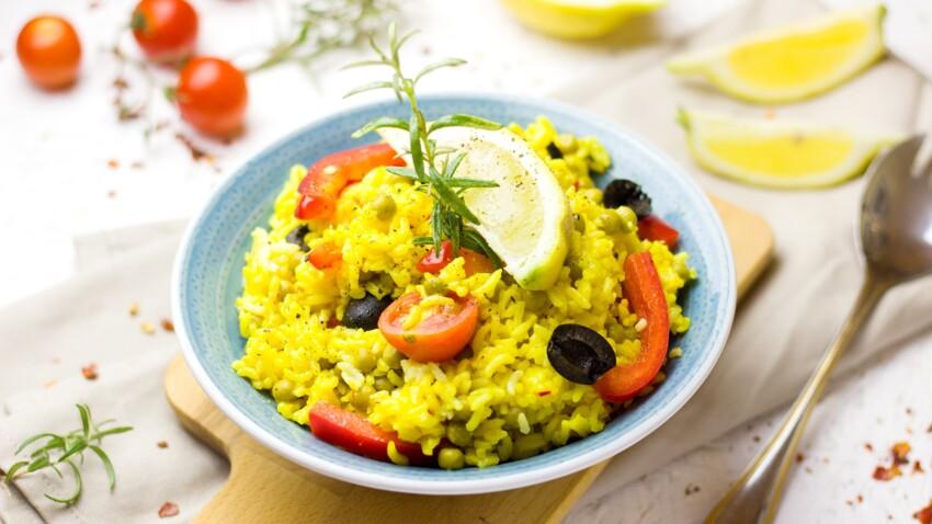 Anti gaspi : nos idées de recettes à faire avec un reste de riz