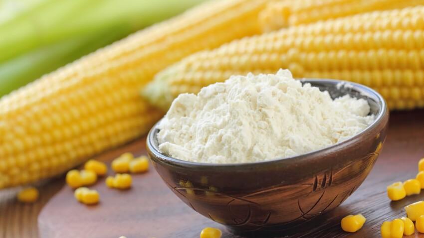 Pourquoi et comment remplacer la farine par de la maïzena ?