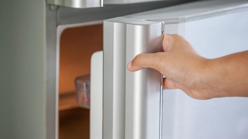 Comment nettoyer le joint de la porte du frigo
