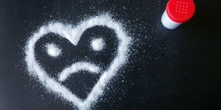 Ballonnements : attention à l'excès de sel de votre alimentation