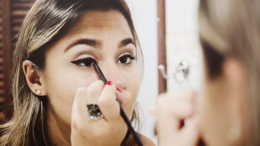 Comment réussir parfaitement son trait d'eyeliner