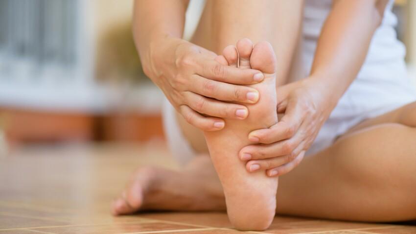 Mycoses, verrrues, callosités  : 4 conseils pour soigner ses pieds