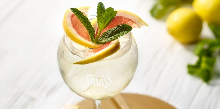 Mocktail Fruiss Bio Minty Citrus