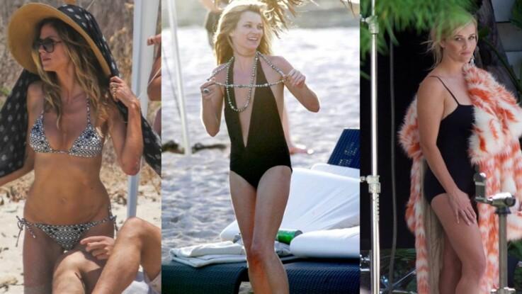 Ces stars de 40 ans et plus, canons en maillot de bain