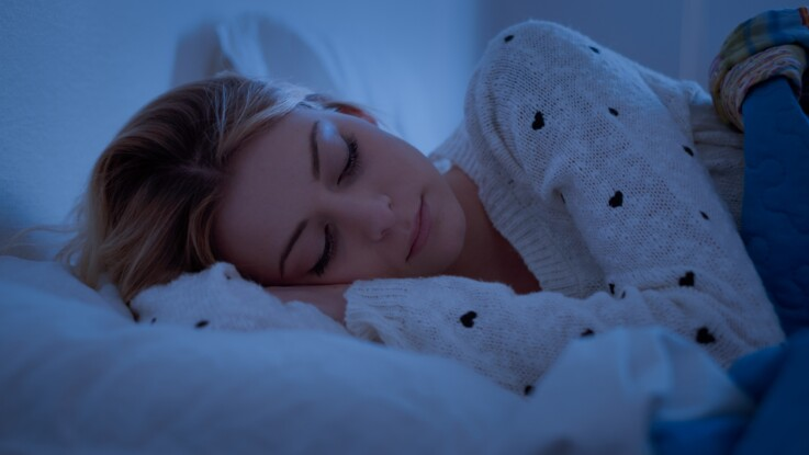7 bonnes habitudes alimentaires qui aident à mieux dormir