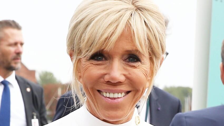 Brigitte Macron : avez-vous remarqué ce détail sur ses petites robes ?