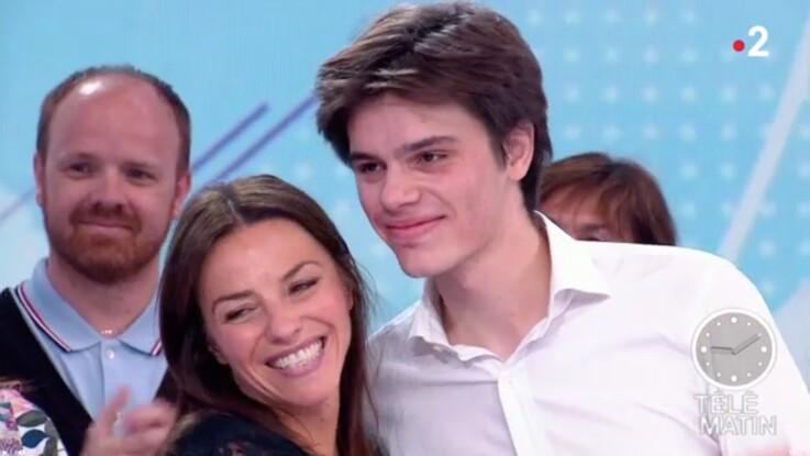 Télématin : en larmes, au côté de son fils, Sophie Le Saint annonce son départ inattendu de l'émission