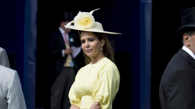 La princesse Haya, épouse de l'émir de Dubaï, s'est enfuie avec ses deux enfants