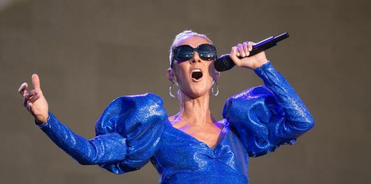 PHOTOS - Céline Dion : en concert à Londres elle en met plein les yeux