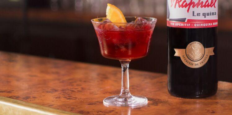 Cocktail Service Parfait