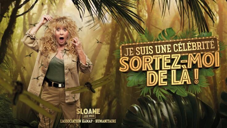"""Sloane (Je suis une célébrité, sortez-moi de là) : """"L'émission m'a redonné foi en l'amour !"""""""
