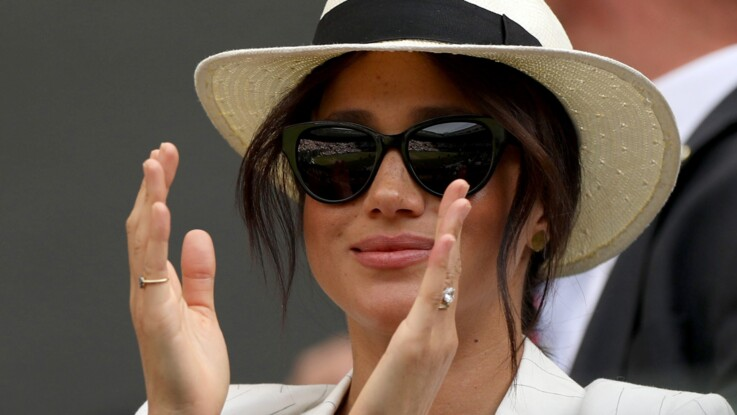 Meghan Markle déçoit ses fans : son attitude odieuse à Wimbledon