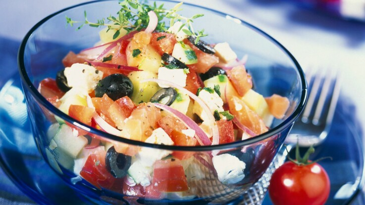 Salades de pommes de terre : 10 recettes simples et délicieuses