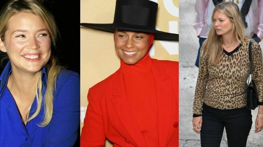 Virginie Efira, Alicia Keys, Kate Moss : on s'inspire des stars canons sans maquillage cet été