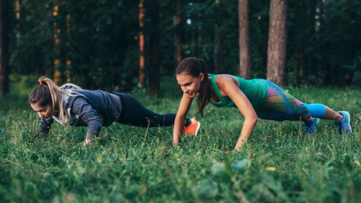 Burpees : mon programme de 30 jours pour brûler les graisses