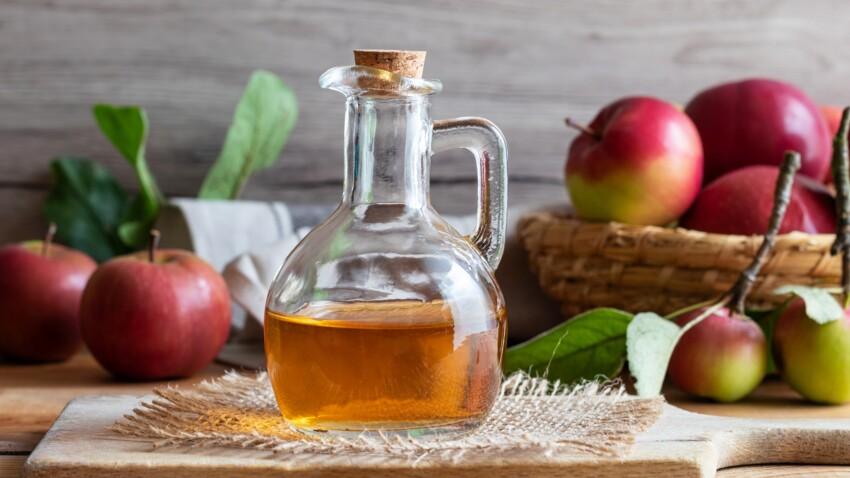 4 astuces beauté avec du vinaigre de cidre