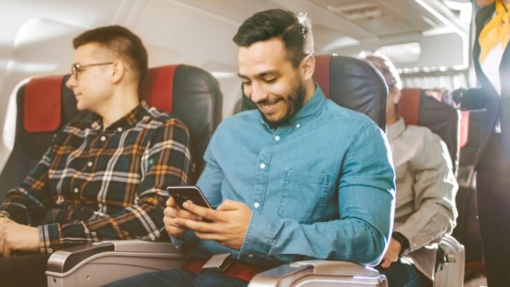 Une étude révèle qui sont les voyageurs les plus dérangeants en avion