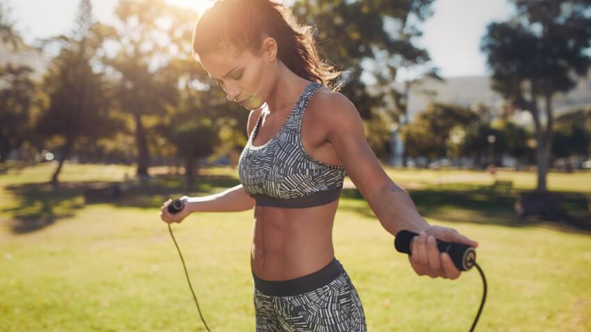 Programme corde à sauter : mon challenge de 30 jours pour perdre des kilos