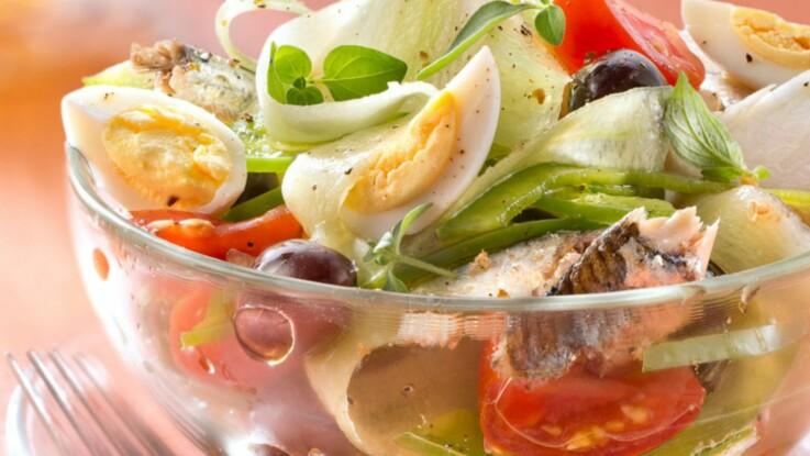 Salade niçoise, la vraie : tous nos conseils pour la réussir