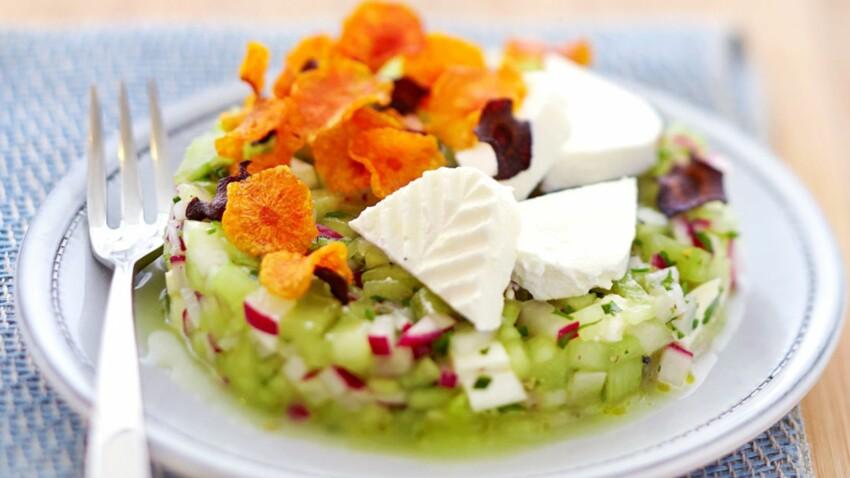 Concombre en salade, en verrine, en smoothie : nos recettes fraîcheur