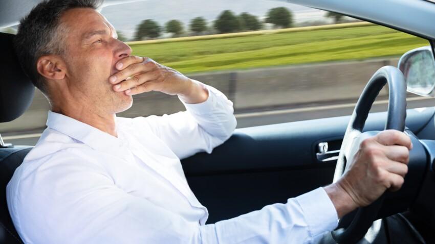 Repas trop riche, conducteur en danger !