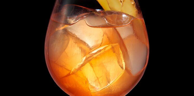 Cocktail Cognac Pool