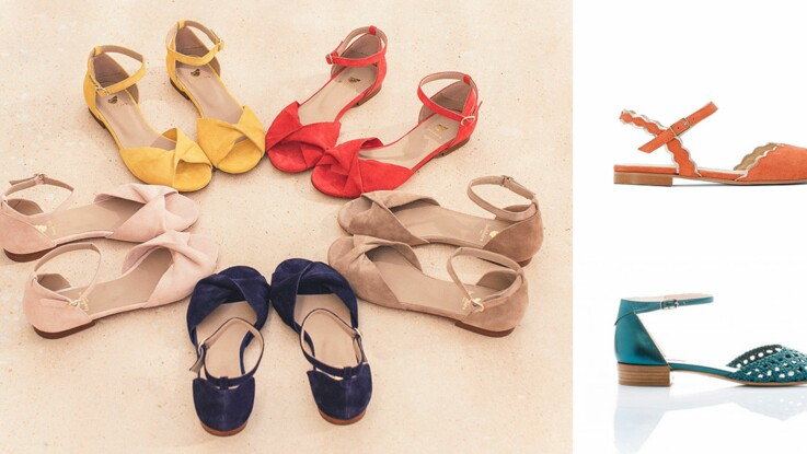 Sandales et nu-pieds : les plus beaux modèles de l'été 2019 pour rester à plat