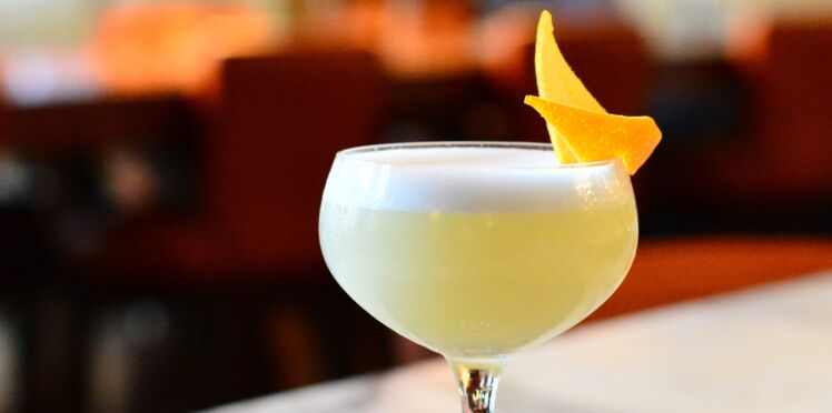 Cocktail White Lady