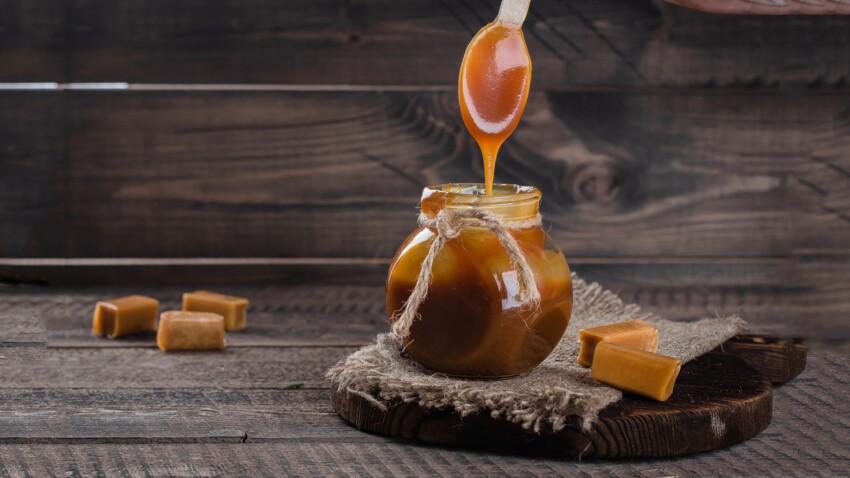 Comment faire du caramel liquide qui ne durcit pas ?