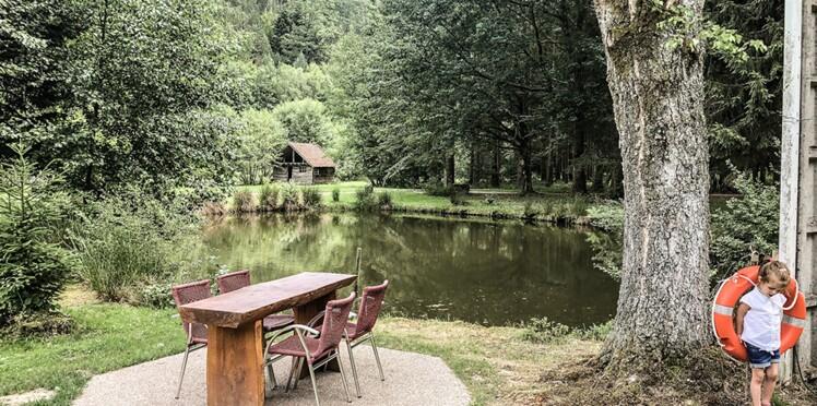 Séjour en famille : pleine nature en Moselle sud