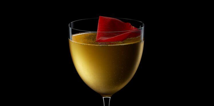 Cocktail Fleurissimo