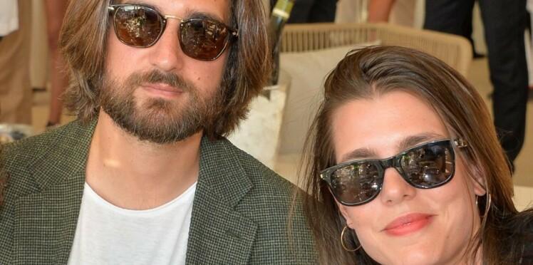 Charlotte Casiraghi : rayonnante au bras de son époux au Longines Paris Eiffel Jumping